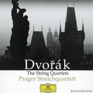 Prague String Quartet -  String Quartet no.1 in A major op.2 B.8 - 2. Adagio affettuoso ed appassionato