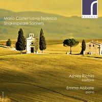 Mario Castelnuovo Tedesco - Heinz Freidrich Hartig Romancero Gitano Op. 152 Ultima Rara Perche Op. 28