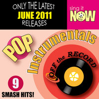 June 2011 Pop Hits Instrumentals — Off the Record Instrumentals