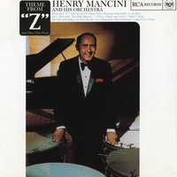 "Theme From ""Z"" And Other Film Music — Henry Mancini & His Orchestra"