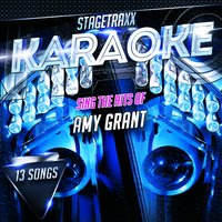 Stagetraxx Karaoke: Sing the Hits of Amy Grant — Mark Wood