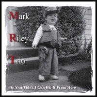 Do You Think I Can Hit It From Here — Mark Riley Trio