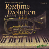 Ragtime Evolution Quartet — Lew & Mary Green's Ragtime Evolution Quartet