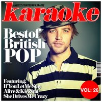 Karaoke - Best of British Pop, Vol. 26 — Ameritz Countdown Karaoke