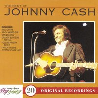 The Best Of Johnny Cash — Johnny Cash