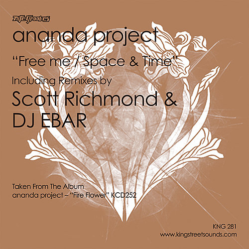 Ananda Project, The - Straight Magic