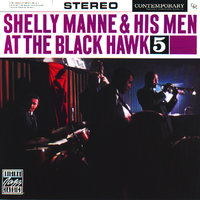 At The Blackhawk — Shelly Manne and His Men