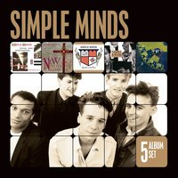 5 Album Set (Sons and Fascination/New Gold Dream/Sparkle in the Rain/Once Upon a Time/Street Fighting Years) — Simple Minds