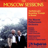 The Moscow Sessions I — The Moscow Philharmonic Orchestra