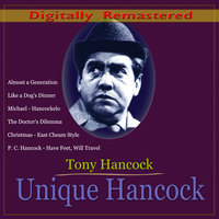 Unique Hancock — Tony Hancock