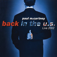 Back In The U.S. — Paul McCartney