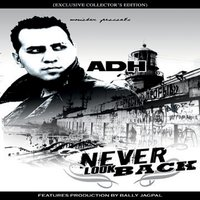 Never Look Back — ADH