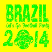 Brazil Let's Go Football Party — сборник