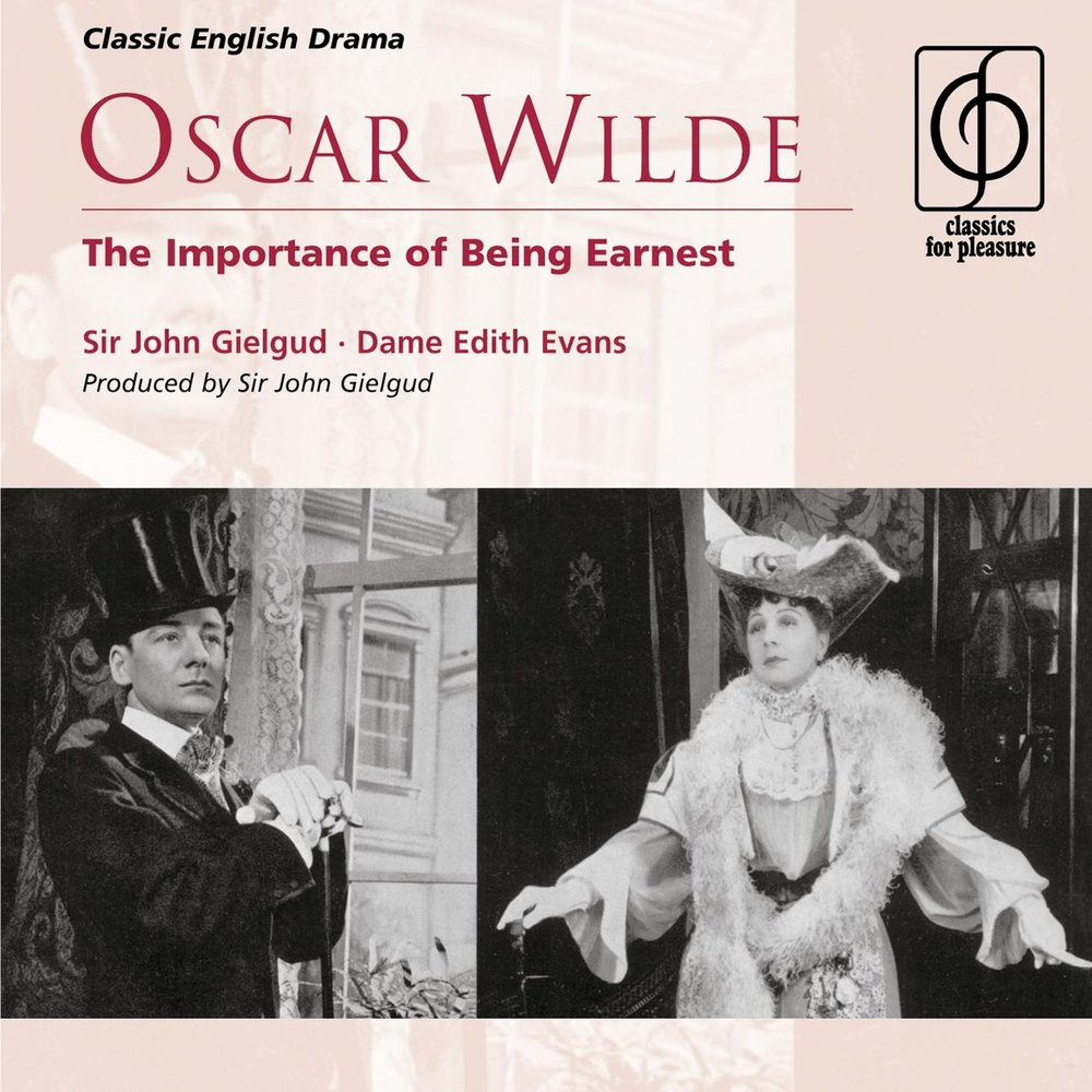 the importance of being ernest acts Casuarina o'brien epigrams the importance of being earnest act 1 - algernon epigrams in really, if the lower orders don't set us a good example, what on earth is the use of them''.