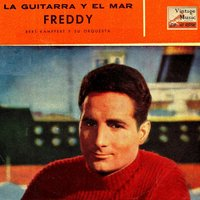 "Vintage Pop Nº 110 - EPs Collectors, ""Die Guitarre Und Das Meer"" — Freddy Quinn"