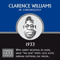Complete Jazz Series 1933 — Clarence Williams
