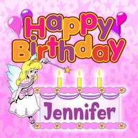 Happy Birthday Jennifer — The Birthday Bunch