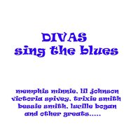 Divas Sing The Blues — сборник