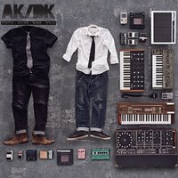 Synths + Drums + Noise + Space — AK/DK