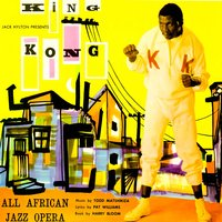 King Kong: All African Jazz Opera — сборник