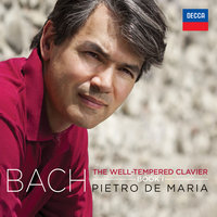 Bach: The Well-Tempered Clavier, Book I BWV 846-869 — Pietro De Maria