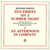 10:30 On A Summer Night/An Afternoon In Company — Richard Jobson