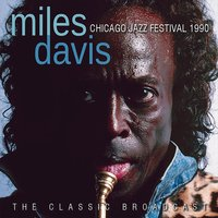 Chicago Jazz Festival 1990 — Miles Davis