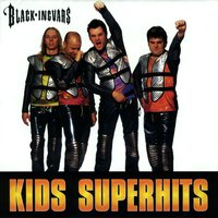 Kids Superhits — Black-Ingvars