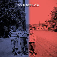 Red and Blue — Mad Buffalo