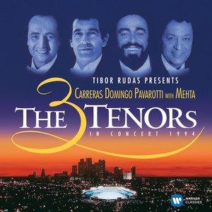 The Three Tenors, Zubin Mehta, Los Angeles Philharmonic - Verdi: La traviata, Act 1: 'Libiamo ne' lieti calici' (Alfredo, Violetta, Chorus)