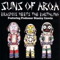 Erasmus Meets The Earthling — Suns Of Arqa