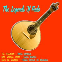 The Legends of Fado — Berta Cardoso