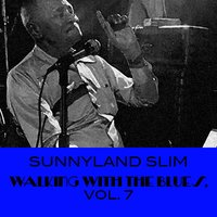 Walking with the Blues, Vol. 7 — Sunnyland Slim