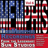 The Memphis Recordings from the Legendary Sun Studios, Vol. 6 — сборник