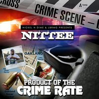 Product of the Crime Rate — Nittee