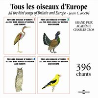 Tous les oiseaux d'Europe x 396 chants — Sound of Nature