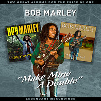 """Make Mine A Double"" - Two Great Albums For The Price Of One — Bob Marley"