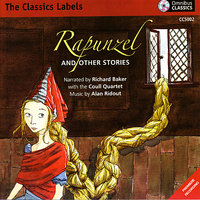 Rapunzel and Other Stories — Coull Quartet, Richard Baker