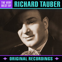 The Very Best Of — Richard Tauber