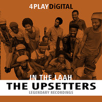 In The Laah - 4 Track EP — The Upsetters