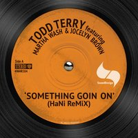 Somthing Going On — Todd Terry, Jocelyn Brown, Hani, Martha Wash