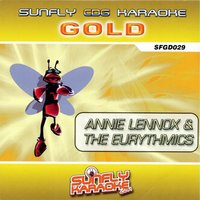 Sunfly Gold 29 In the Style of Annie Lennox & the Eurythmics — Sunfly Karaoke