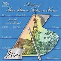 Rarities of Piano Music 2001 - Live Recordings from the Husum Festival — сборник