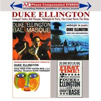 Four Classic Albums: Swinging Suites / At the Bal Masque / Midnight in Paris / The Count Meets the Duke First Time! — Duke Ellington