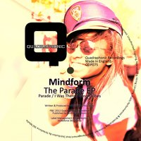 The Parade EP — Mindform