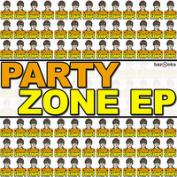 Party Zone EP — Comic Strips