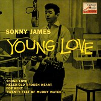 Vintage Rock No. 33 - EP: Young Love — Sonny James