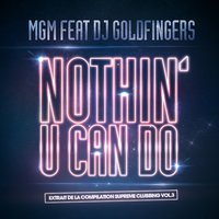 Nothin U Can Do — DJ Goldfingers, MGM