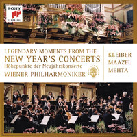 Legendary Moments of the New Year's Concert — сборник