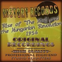 History Records - American Edition - Rise of 'the King' and the Hungarian Revolution 1956 — сборник